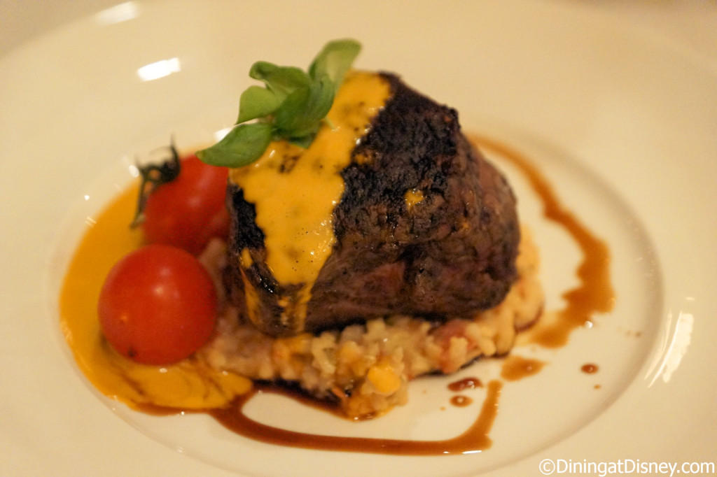 Oak-fired Filet of Beef - California Grill