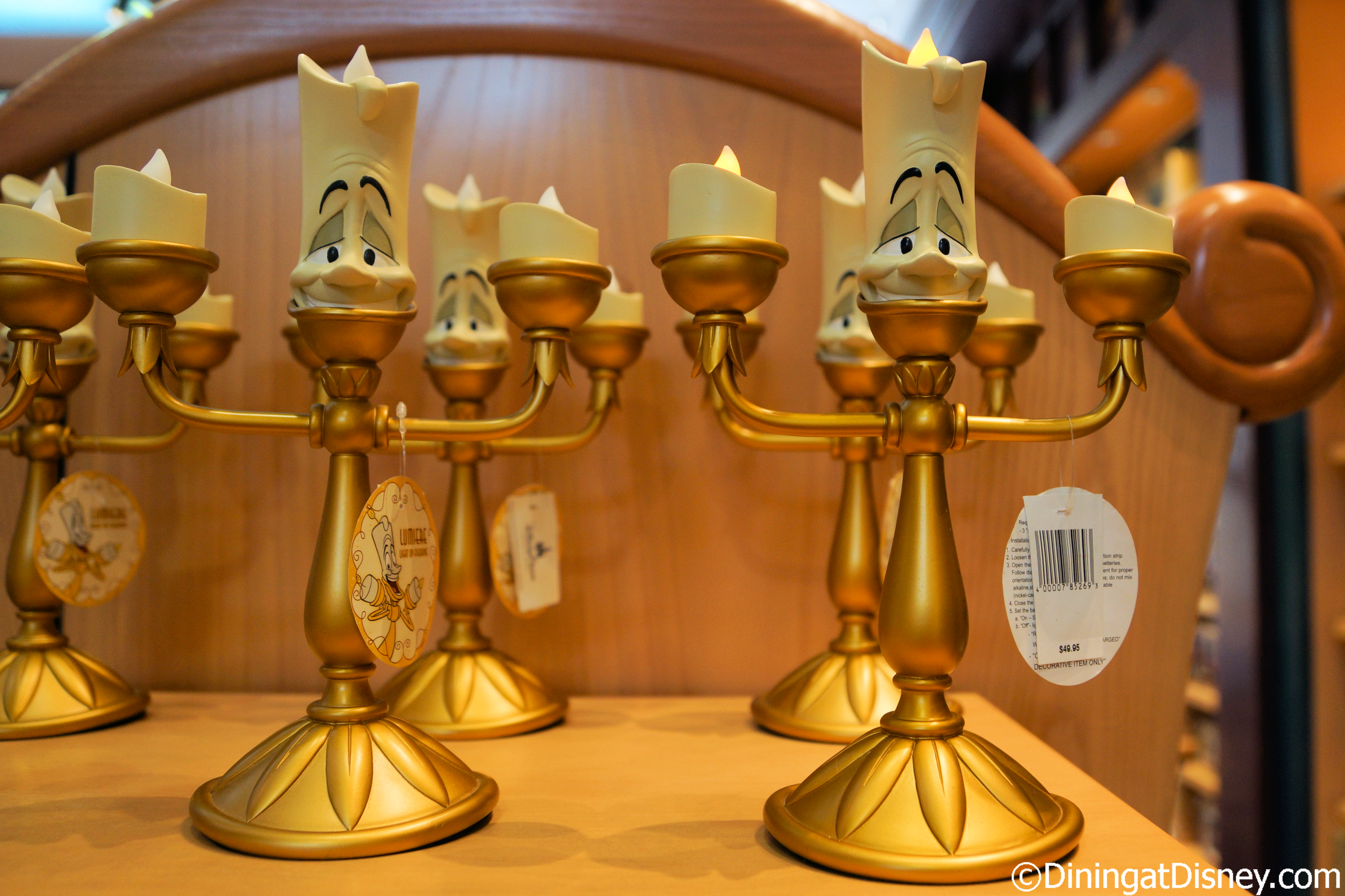 Light up lumiere from world of disney light up lumiere from world of disney arubaitofo Choice Image