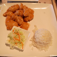 Honey Sesame Chicken - Nine Dragons Restaruant