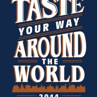 Taste Your Way Around the World 2014