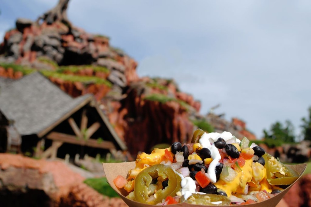 Tex-Mex waffle fries - Golden Oak Outpost