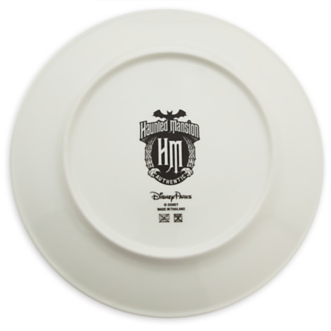 New Haunted Mansion Dinnerware