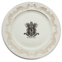 Haunted Mansion dinner plate
