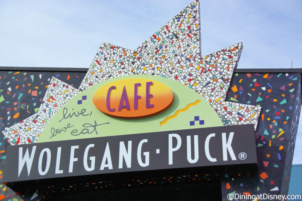 Wolfgang Puck Cafe in Downtown Disney West Side