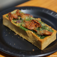 Tartelette aux escargots at 2014 Epcot Food and Wine Festival