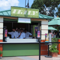 Italy booth - 2014 Epcot Food and Wine Festival