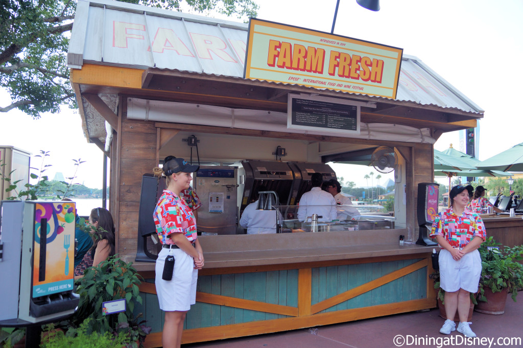 Farm Fresh 2014 Epcot Food and Wine Festival