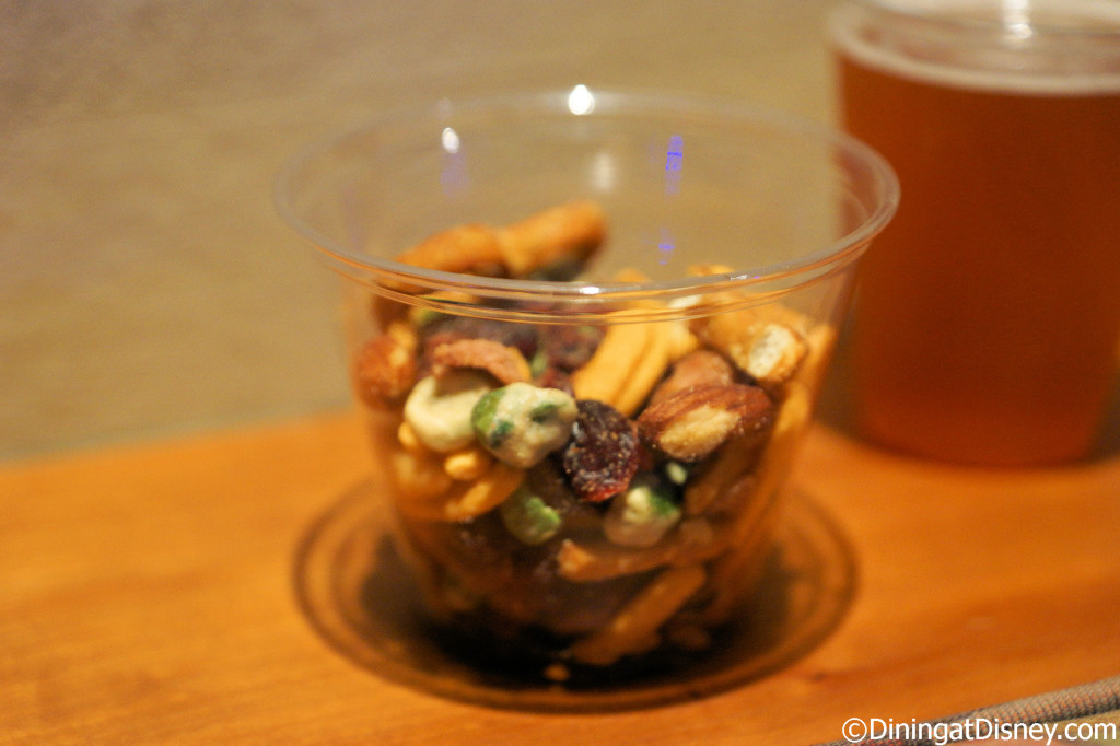 Craft Beer Snack Mix - 2014 Epcot Food and Wine Festival