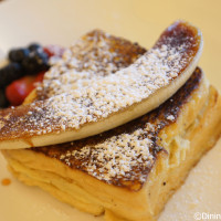 Oscar's French Toast at Waldorf Astoria Orlando
