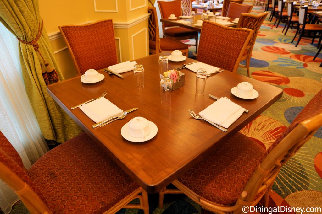 Oscar's dining room - Waldorf Astoria Orlando