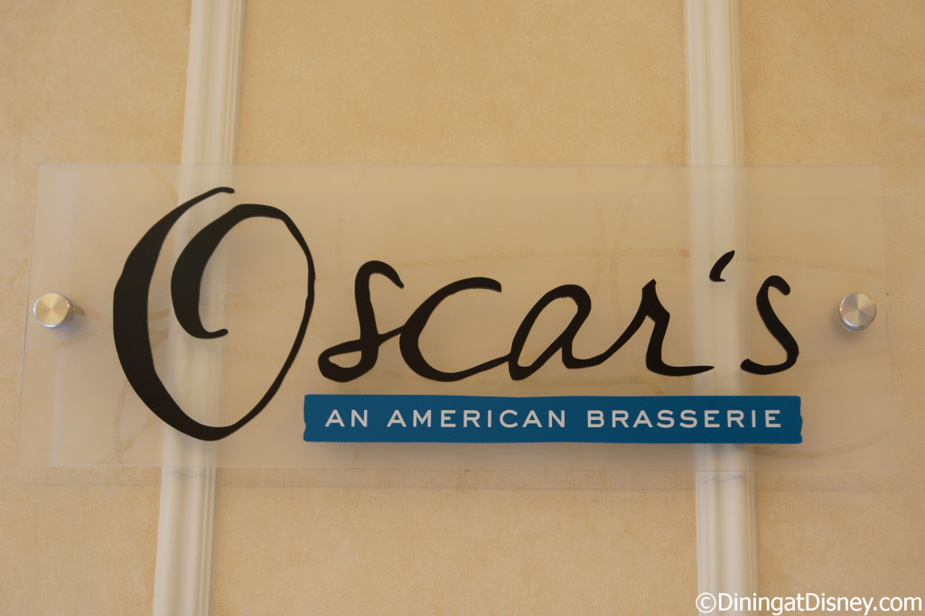 Oscar's at Waldorf Astoria Orlando