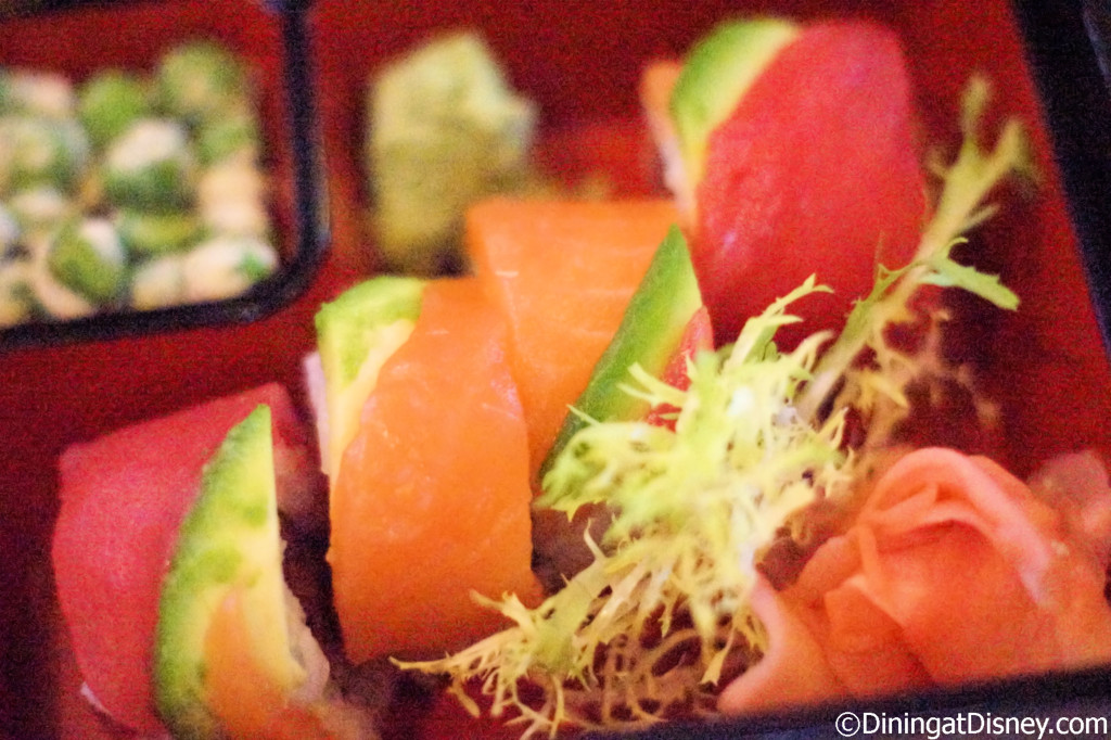 Hawaiian roll - The Art of Sushi Pairing at Waldorf Astoria Orlando's Food and Wine Weekends
