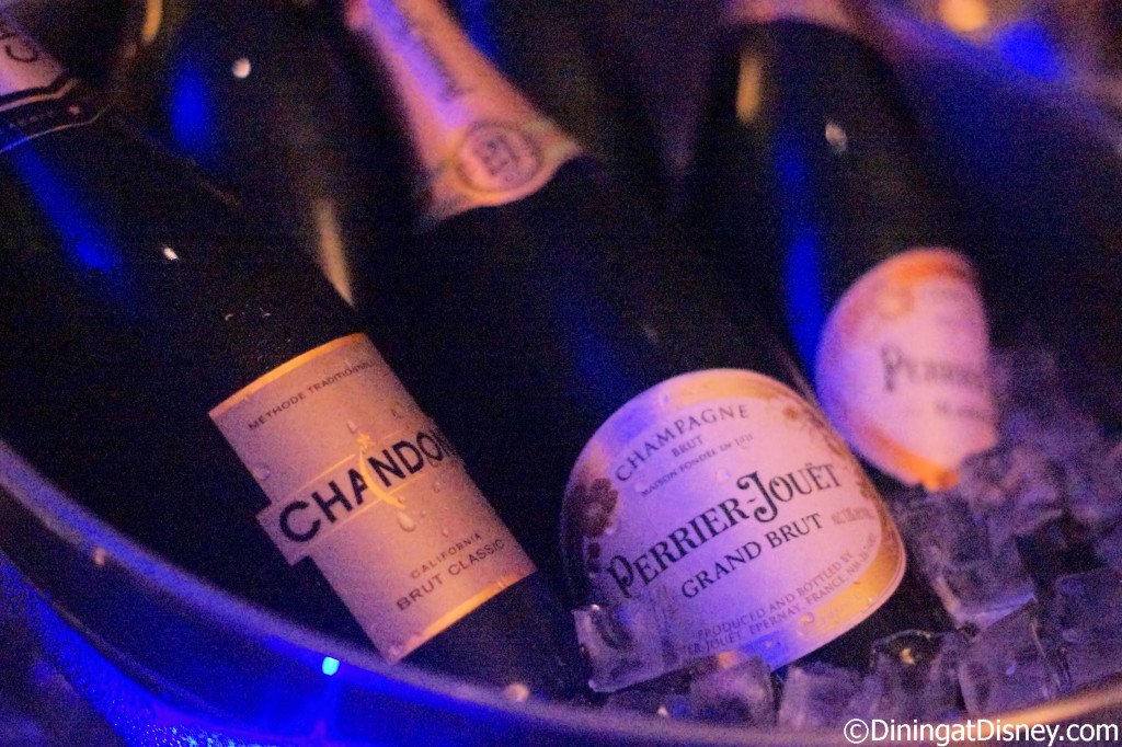 Sparkling wines and champagnes - Waldorf Astoria Food and Wine Weekends