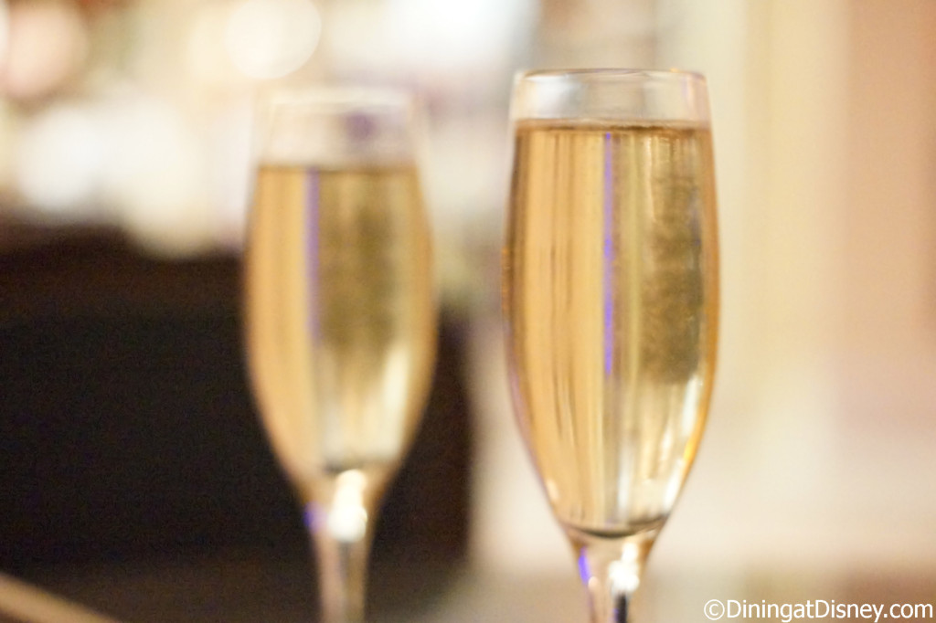 Bar du Chocolat champagne - Waldorf Astoria Food and Wine Weekends