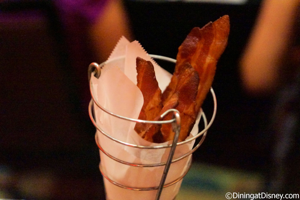 Applewood smoked bacon - Beer, Please! - Swan and Dolphin Food and Wine Classic