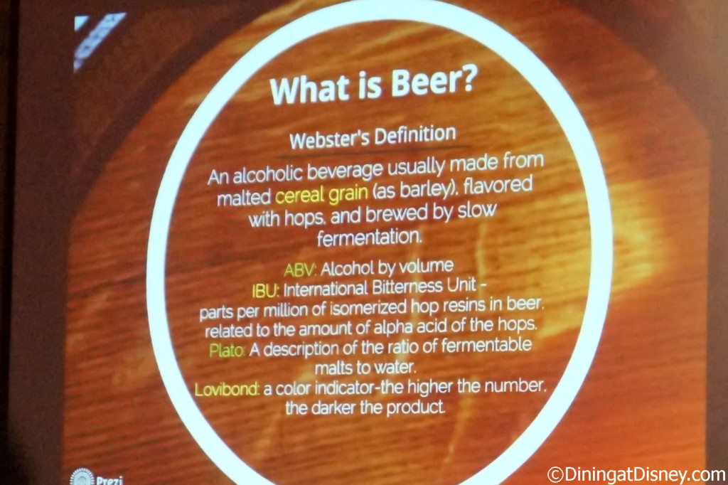 What is beer? Beer, Please! - Swan and Dolphin Food and Wine Classic