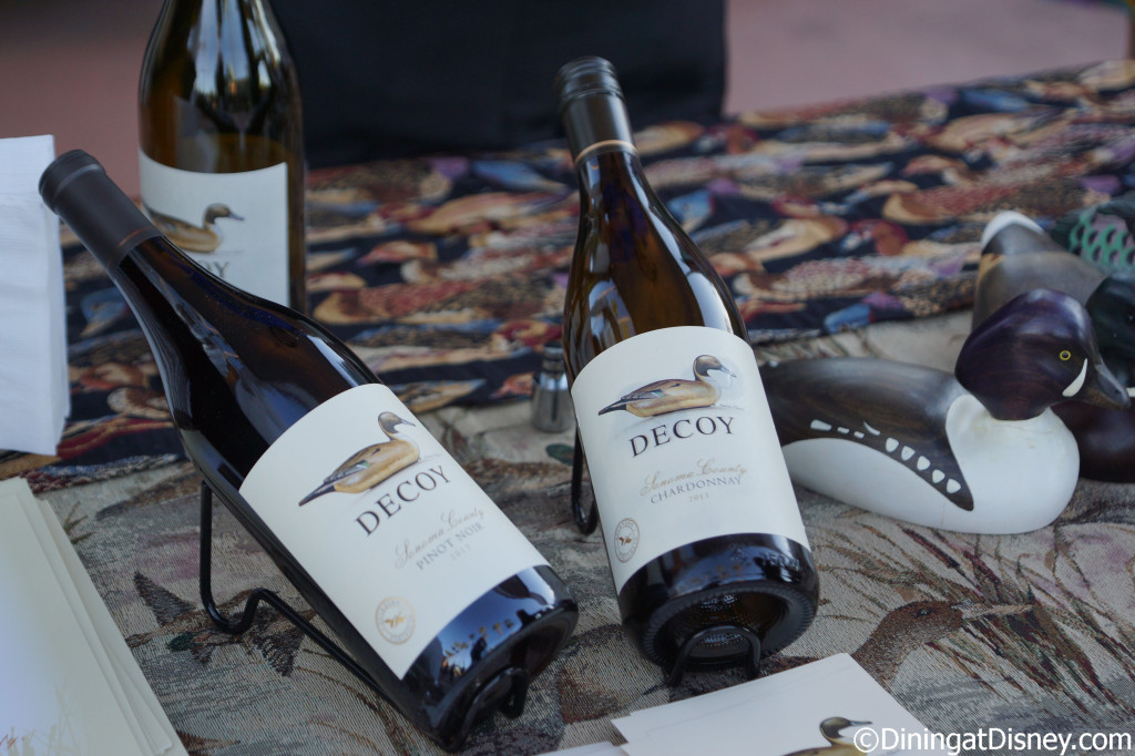 Decoy wines - Swan and Dolphin Food and Wine Classic 2014
