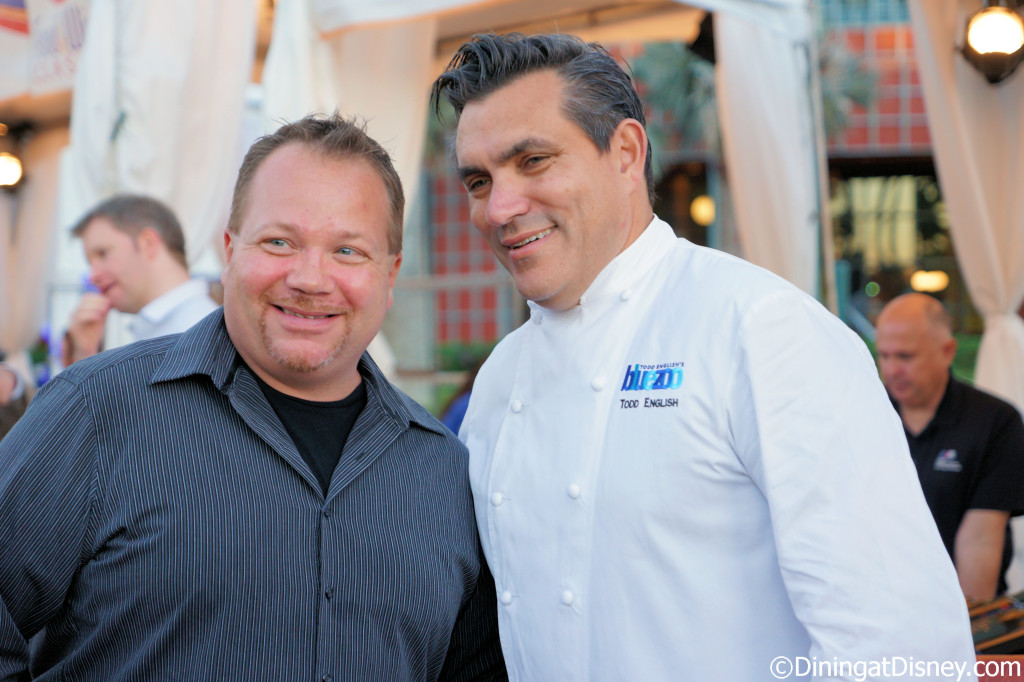 Chef Todd English - Swan and Dolphin Food and Wine Classic 2014