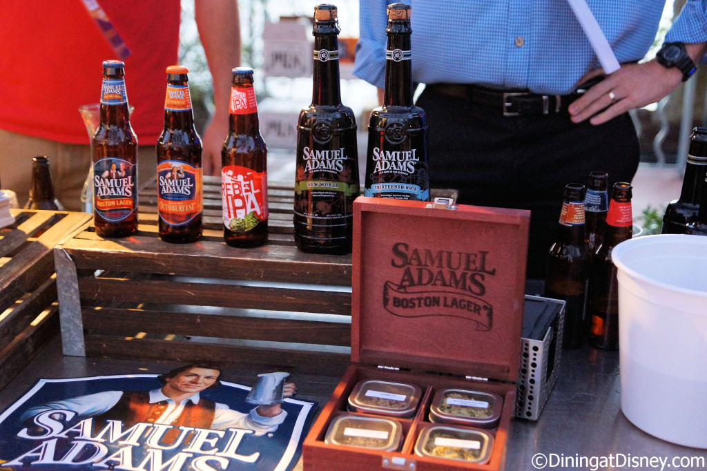 Sam Adams - Swan and Dolphin Food and Wine Classic 2014