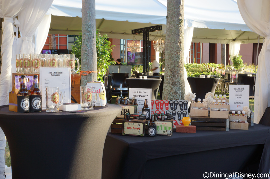 Swan and Dolphin Food and Wine Classic merchandise