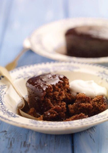 Raglan Road sticky toffee pudding