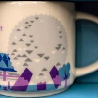Epcot Starbucks mug