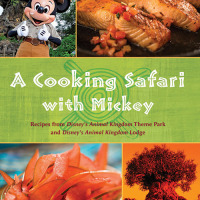 A Cooking Safari with Mickey cookbook