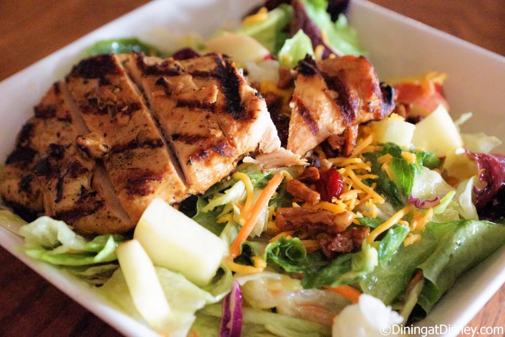 Recipe for Colony House Salad with Honey-Shallot Vinaigrette from Liberty Tree Tavern in Magic Kingdom at Walt Disney World