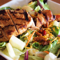 Recipe for Colony House Salad with Honey-Shallot Vinaigrette from Liberty Tree Tavern in Magic Kingdom at Walt Disney World