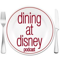 Dining at Disney Podcast logo