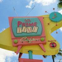 50's Prime Time Cafe in Disney's Hollywood Studios