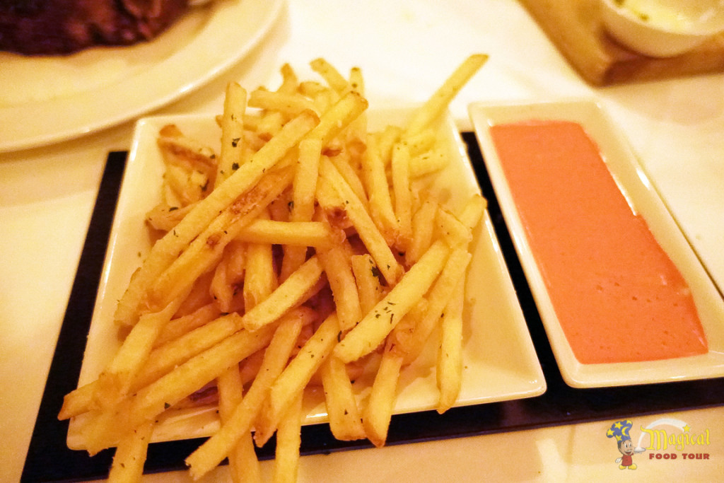 Duck Fat Fried Pommes Frites