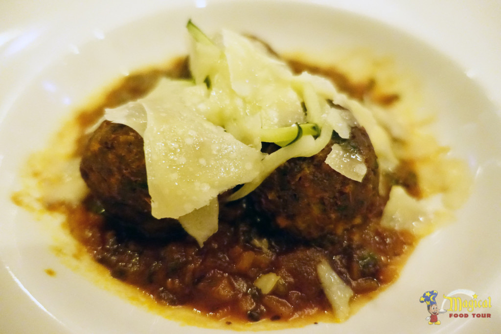 "Ratatouille ""Meatballs"""
