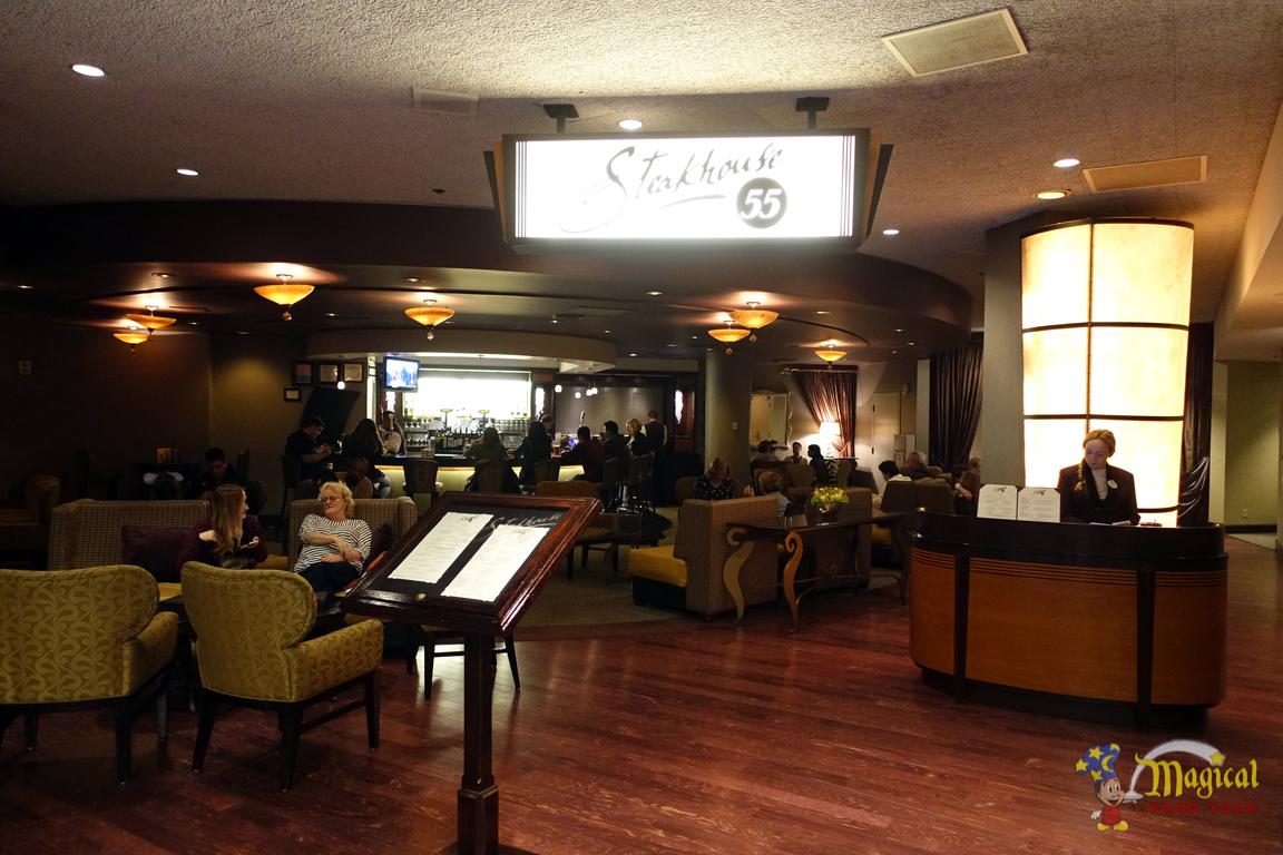Legends Dining Room Movie World