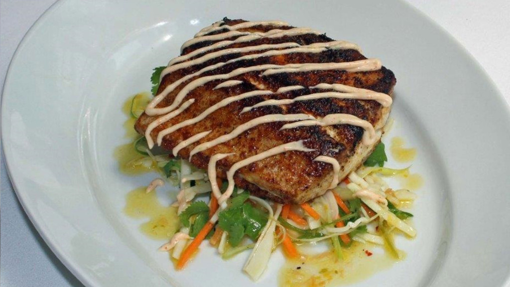The boathouse restaurant to feature high end menu for Triple tail fish recipes