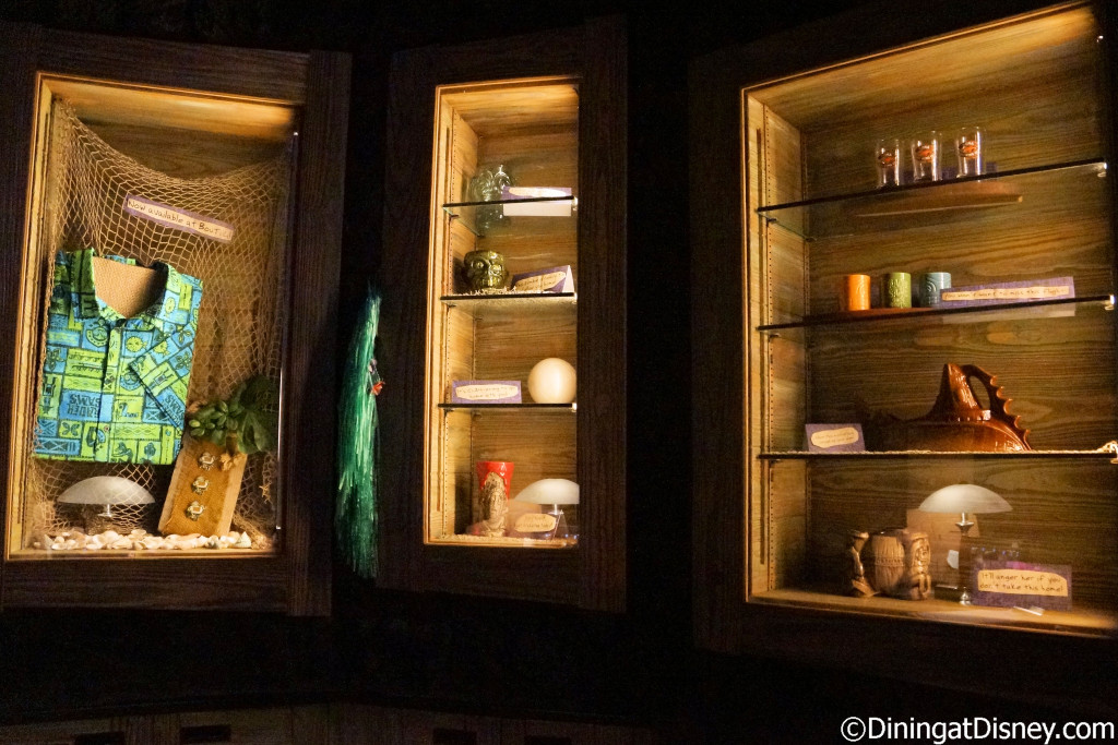 The shop where you can get all your Trader Sam's Grog Grotto merchandise