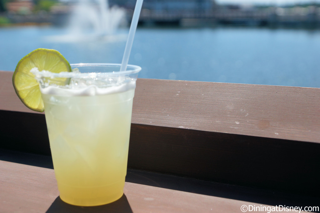 Habanero Lime Margarita at Dockside Margaritas in Disney Springs The Marketplace