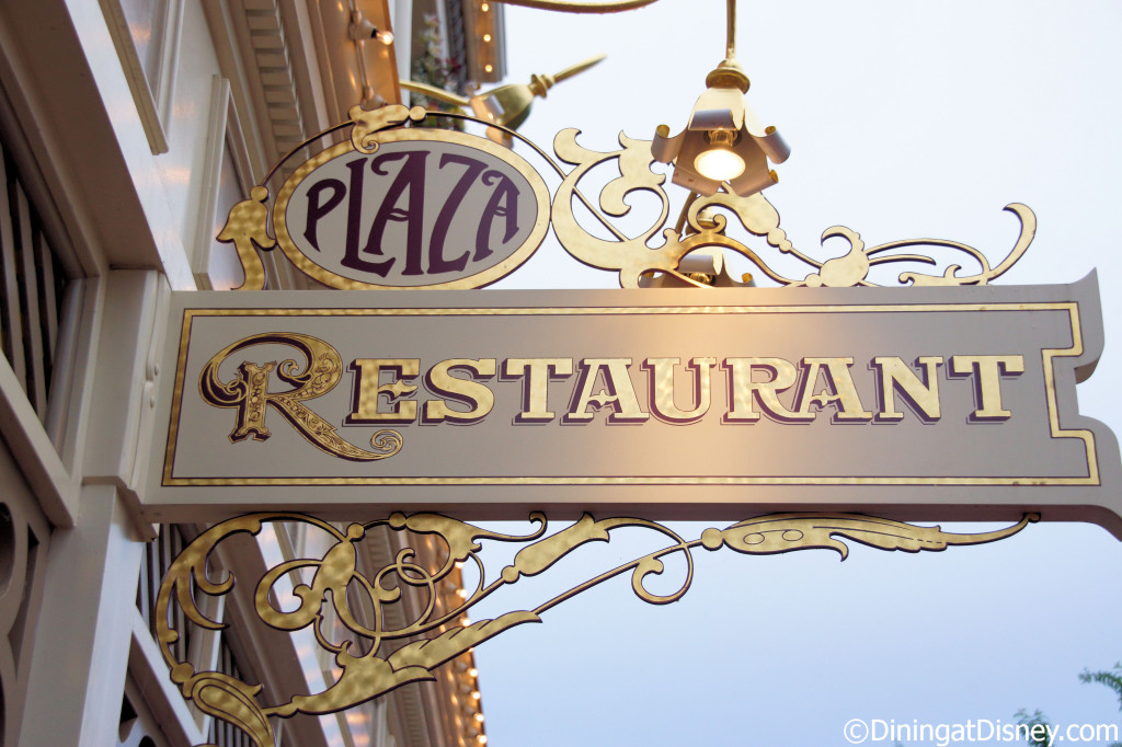 Plaza Restaurant in Magic Kingdom at Disney World offers affordable fare