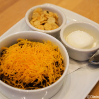 Boo-Yah! Chili at ESPN Club at Disney's BoardWalk Inn and Villas