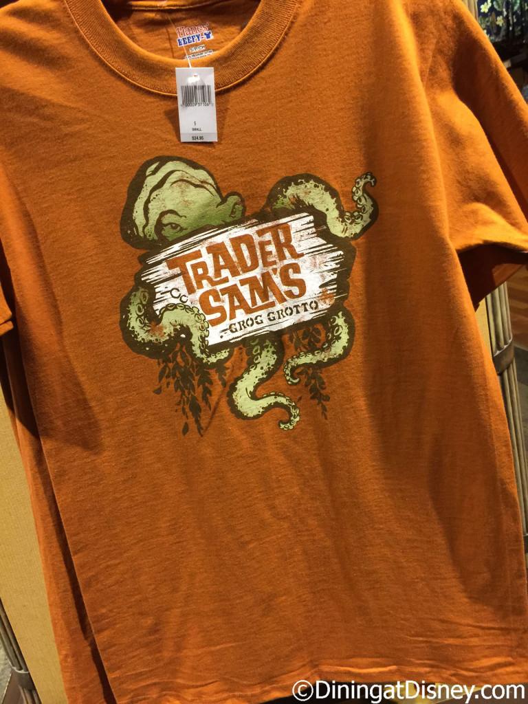 Trder Sam's Grog Grotto t-shirt