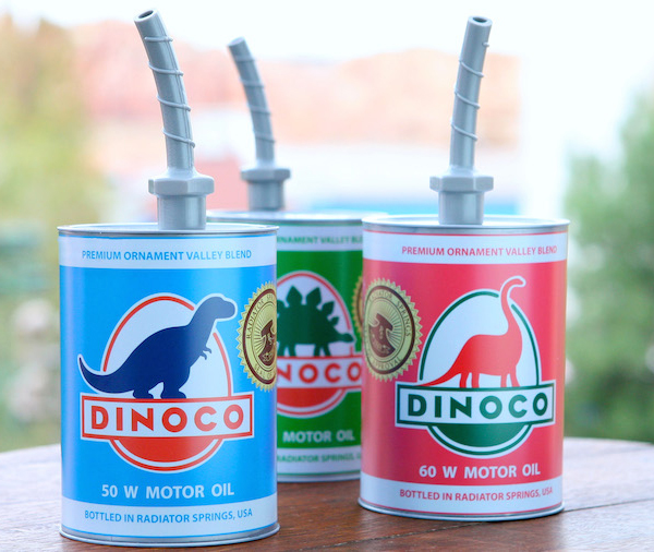 Oil Can Sippers [photo by: Disney]