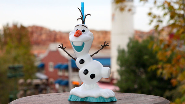 Olaf Sipper [photo by: Disney]