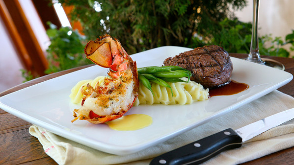 Surf & Turf - Wine Country Trattoria [photo by: Disney]