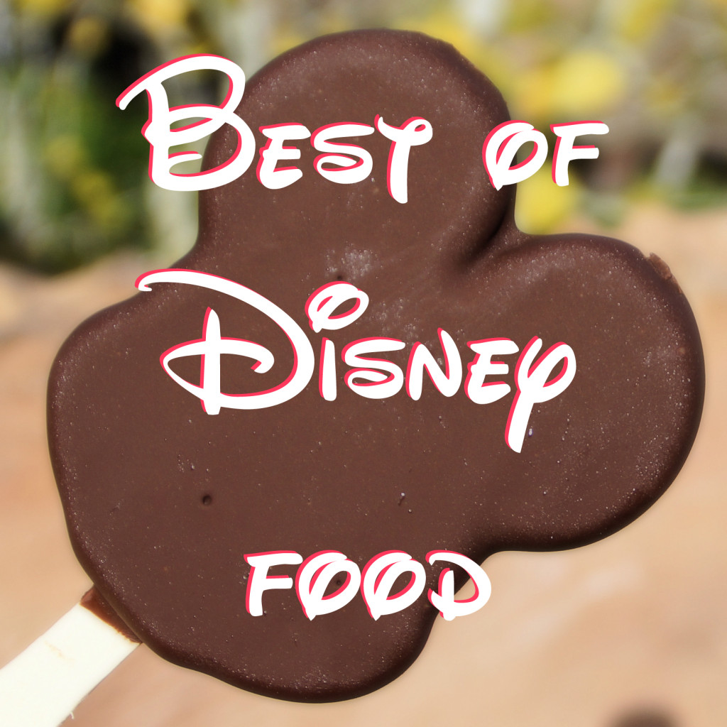 Dining at Disney's Best of Disney Food list