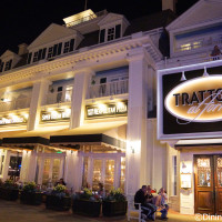 Trattoria al Forno at Disney's BoardWalk Inn and Villas at Disney World