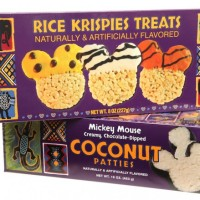 Rice Krispies Treats at Zuri's Sweets Shop in Harambe Market in Disney's Animal Kingdom