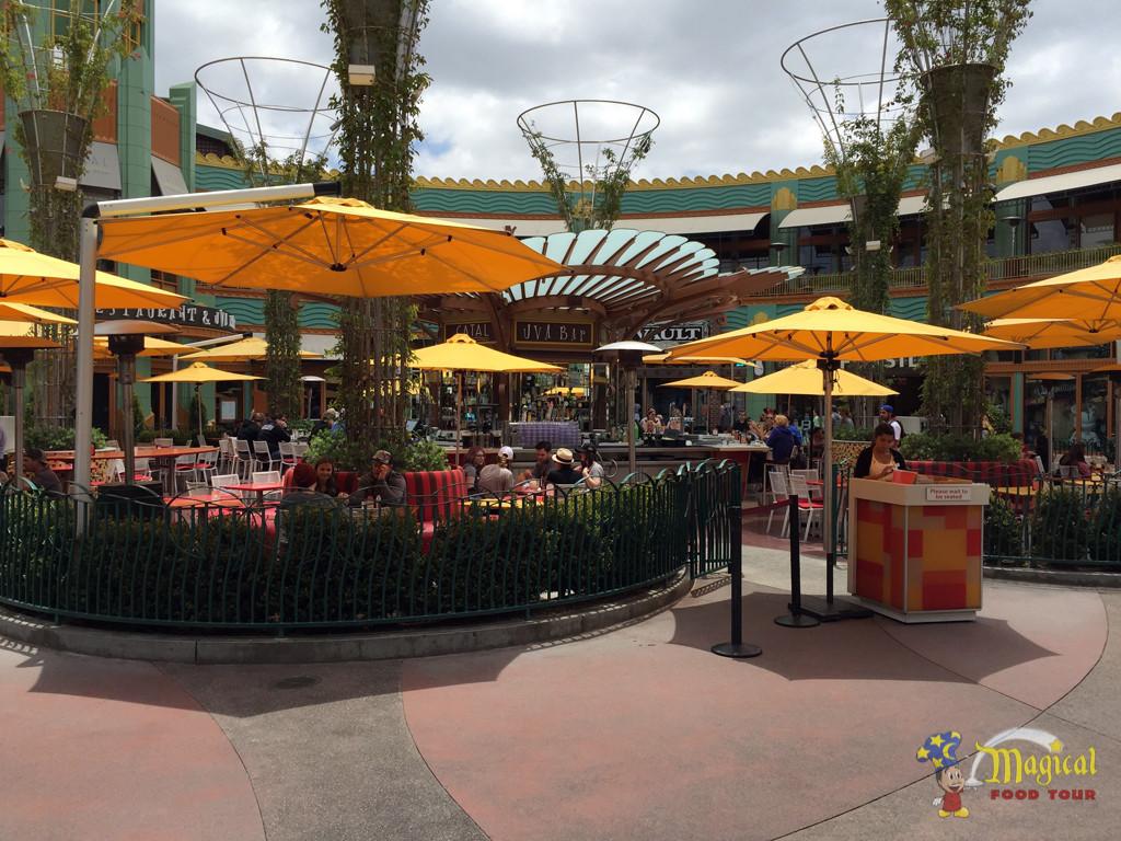 Uva Bar in Downtown Disneyland
