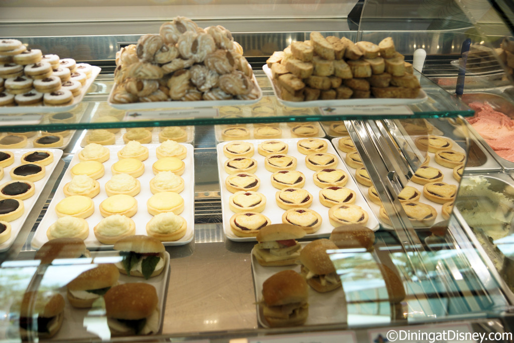 More cookies and sandwiches at Vivoli il Gelato's  - The Landing - Disney Springs