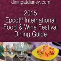 2015 Epcot International Food and Wine Festival Dining Guide square image