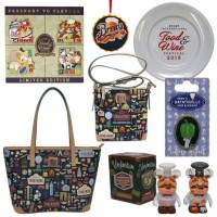 Epcot International Food and Wine 2015 collectible merchandise
